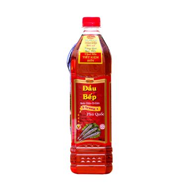 Chef Long-jawed Anchovy Fish Sauce 900ml